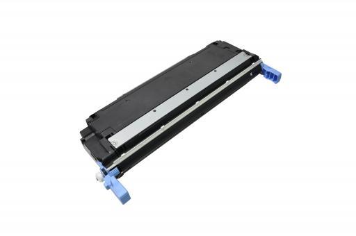Toner ersetzt HP 645A Schwarz