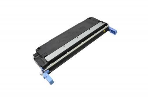 Toner ersetzt HP 645A Gelb