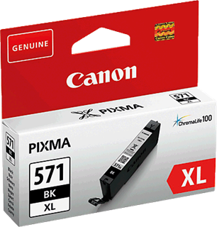Tintenpatrone Canon Cli-571XL BK