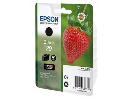 Original Epson 29 Schwarz