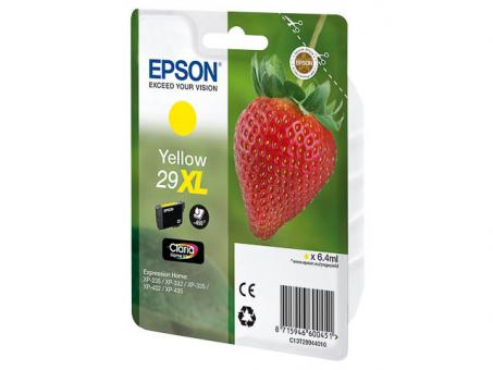 Original Epson 29XL Gelb