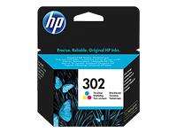 HP 302 Tintenpatrone Tri-Color