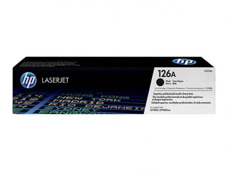 Toner HP 126A Schwarz