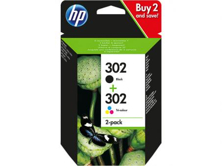 HP 302 Patronen Multipack