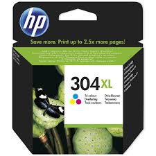 Tintenpatrone HP 304 XL Farbe