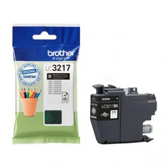 TintenPatrone LC3217BK Schwarz