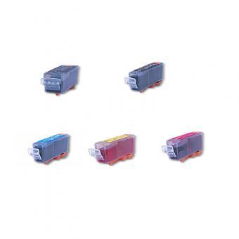 Druckerpatronen Multipack ersetzt 580XXL / 581XXL