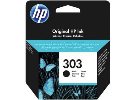 HP Druckerpatrone 303 Schwarz