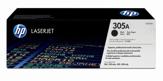 Toner HP 305A Schwarz