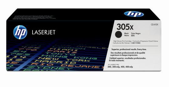 Toner HP 305X Schwarz