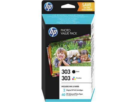 HP Multipack 303